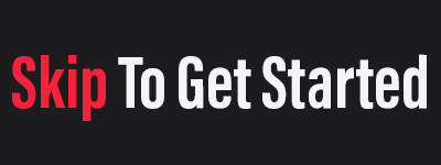 skip to get started