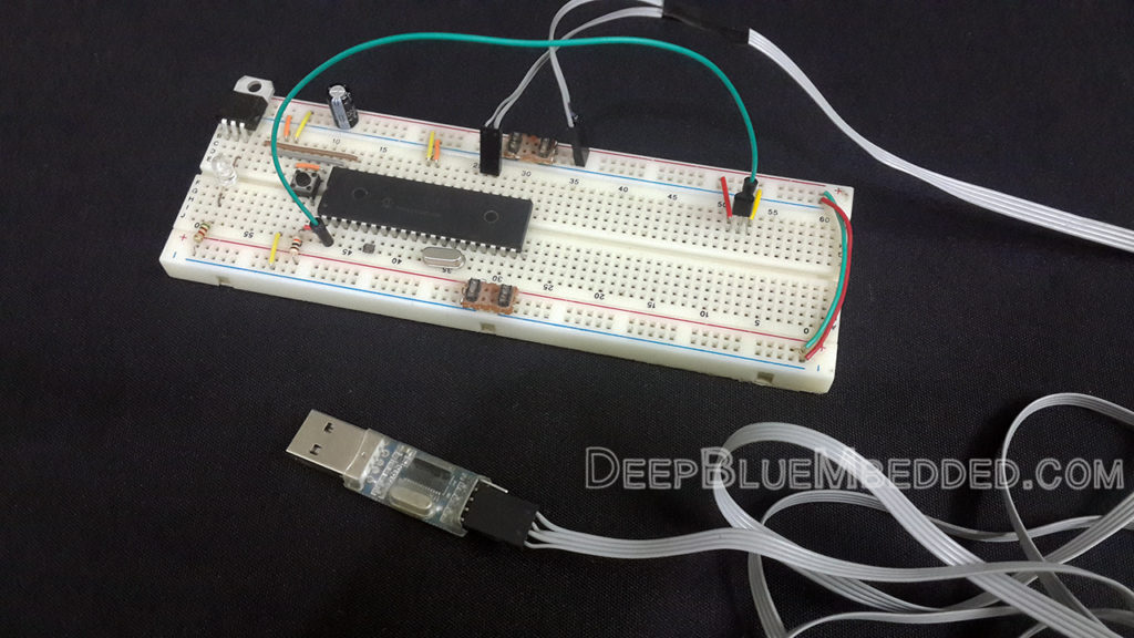 LM35 Temperature Sensor Serial With PIC Microcontroller