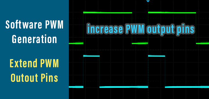 Software PWM - Extend PWM Outputs Article