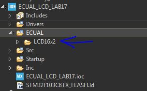 Adding ECUAL Driver To STM32 Projects 15