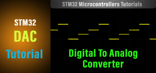 STM32 DAC Tutorial - Examples HAL Reference Guide Tutorial