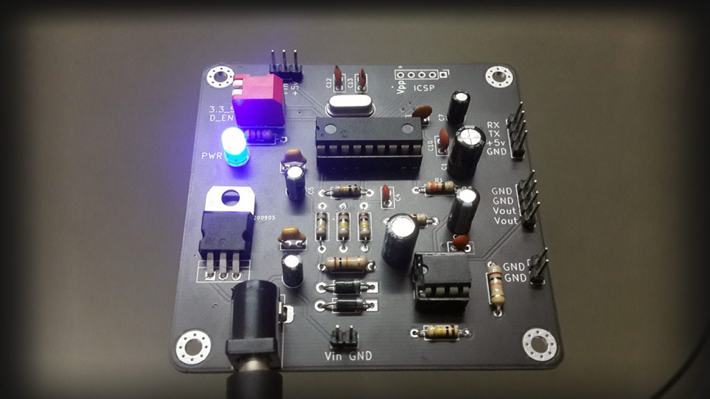 Frequency To Voltage Converter Board PCB2