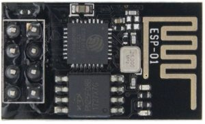Getting Started With ESP32 Tutorial Guide - ESP-01