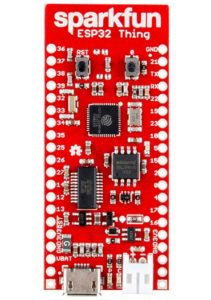 Getting Started With ESP32 Tutorial Guide - ESP32 Thing Sparkfun Board